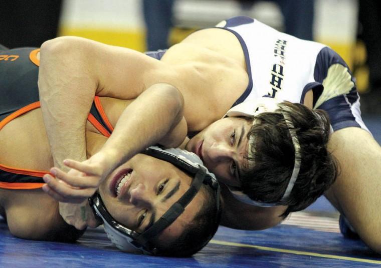 State wrestling championships