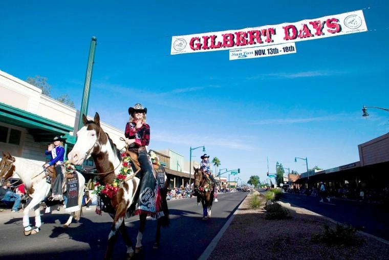 Gilbert Days