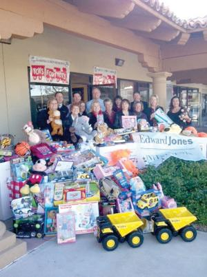Edward Jones thanks the Ahwatukee community