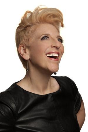 Comedian Lisa Lampanelli