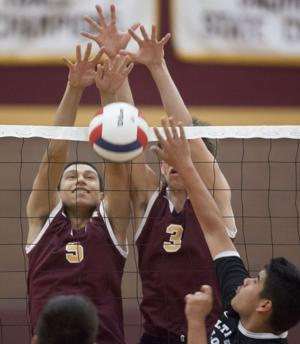 Volleyball: MP vs Alta Vista Charter