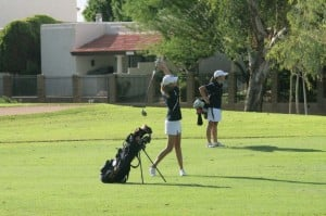 Desert Vista golf