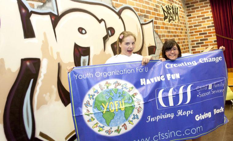 Youth Organization for U at CFSS