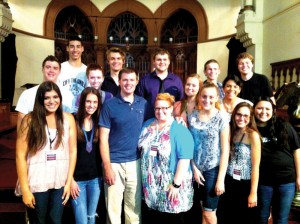 Valley Christian High School chorale