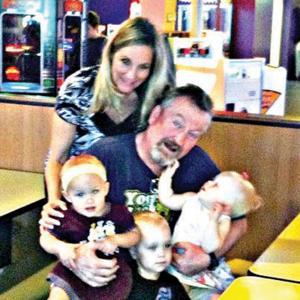 Diane Markins' grandkids