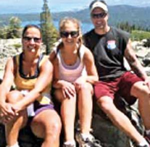 Lina, Summer and Greg Geryak