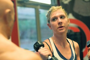 Group 'Hybrid' workout program raises The BAR