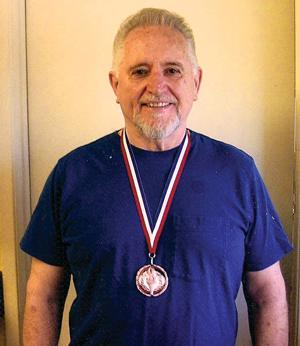 Muller, Orris medal at AZ Senior Olympics