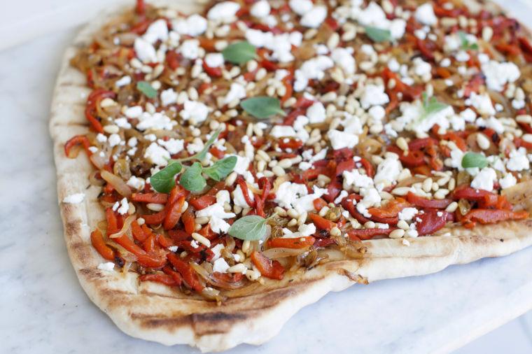 Food Deadline Grilled Pizza