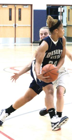 Play of Desert Vista sophomore Westbrook reminiscent of older brother's all-time season