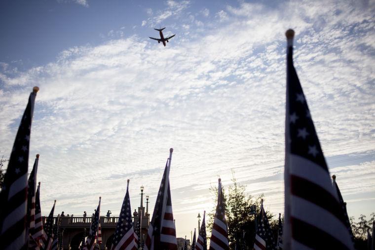 Healing Field 9/11 Memorial