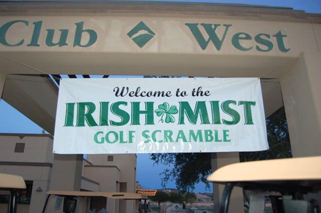 Irish Mist Golf Scramble to be held Saturday