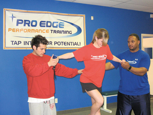 Best Place to Work Out 2008 / Best Personal Trainer 2008