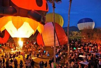 Salt River Fields Balloon Spooktacular