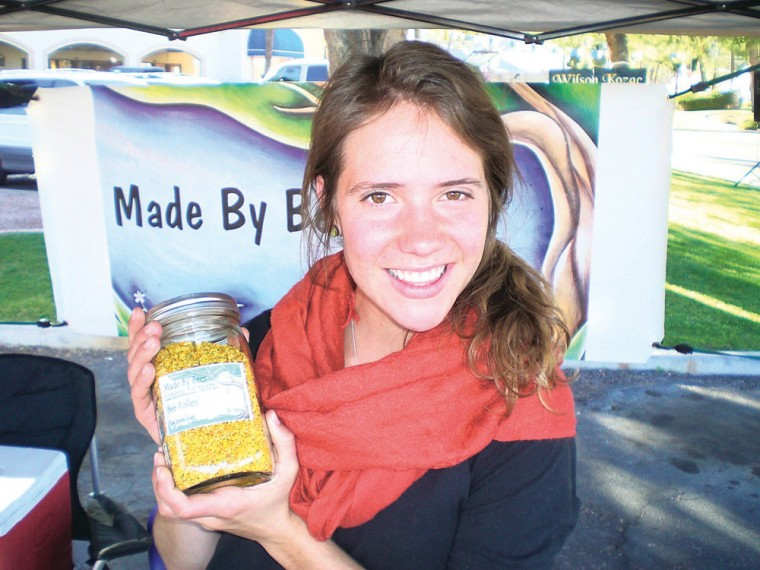 Made By Bees at the Holistic Farmer's Market