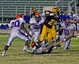 GameNight: Pride stand tall, stifle comeback attempt to defeat Westwood, 28-14
