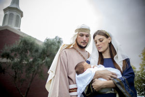 Oh Holy Night: A Living Nativity Scene