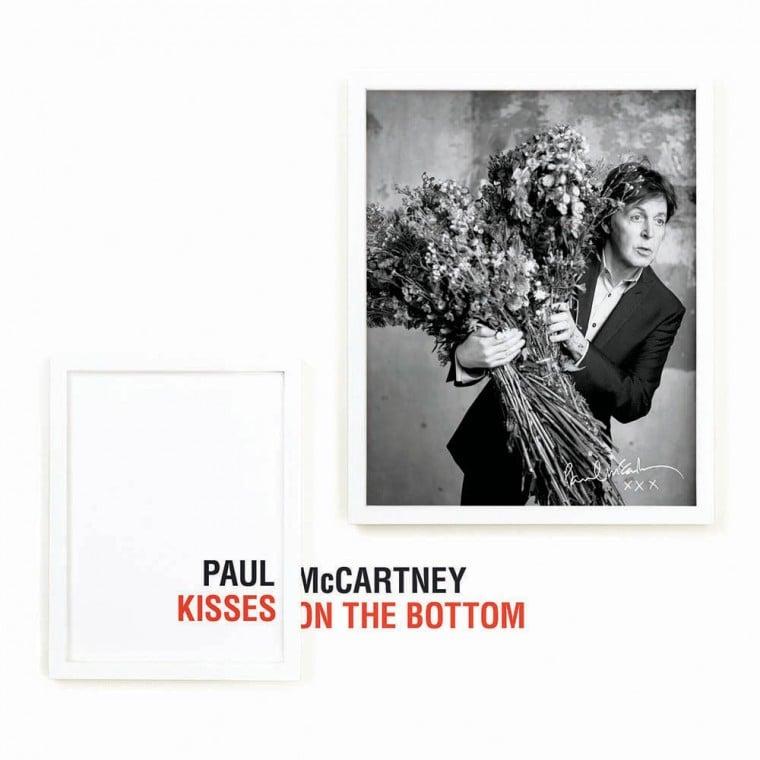 Paul McCartney Kisses on the Bottom