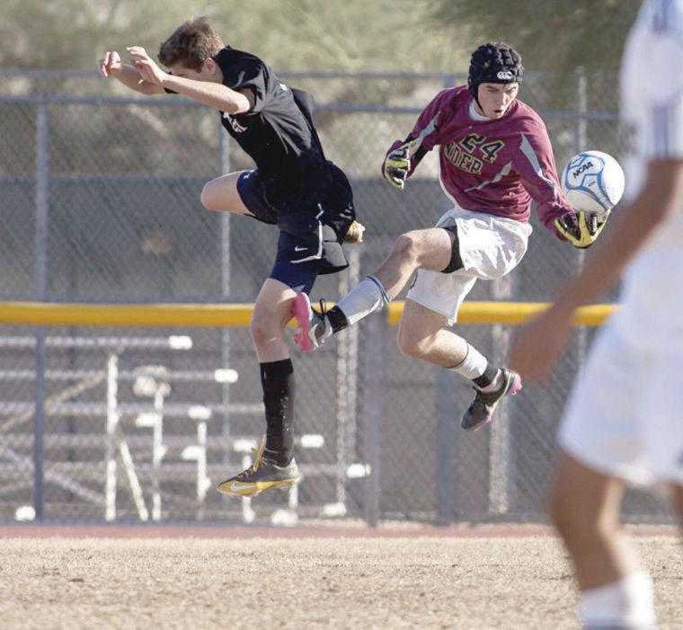 Desert Vista soccer