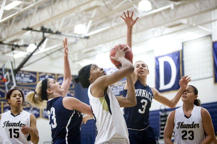 Basketball: DV vs Pinnacle