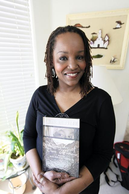 Ahwatukee Foothills author publishes 1st in trilogy