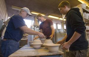 Bowls for charity