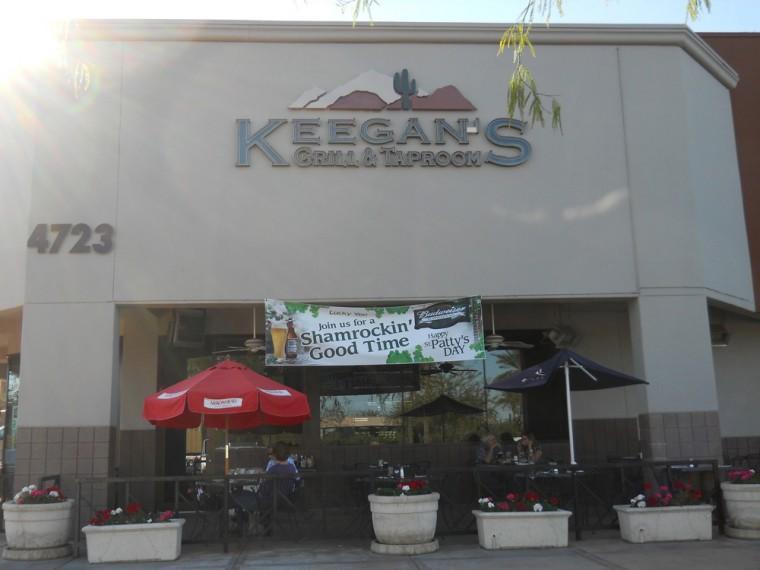 Keegan's
