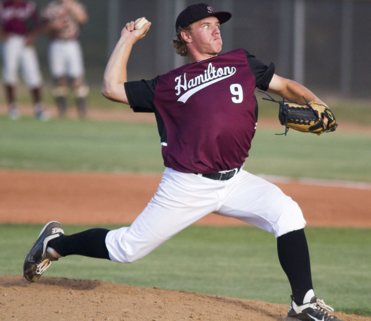 Baseball: Mountain Pointe vs Hamilton
