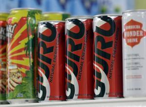 Food-Natural Energy Drinks
