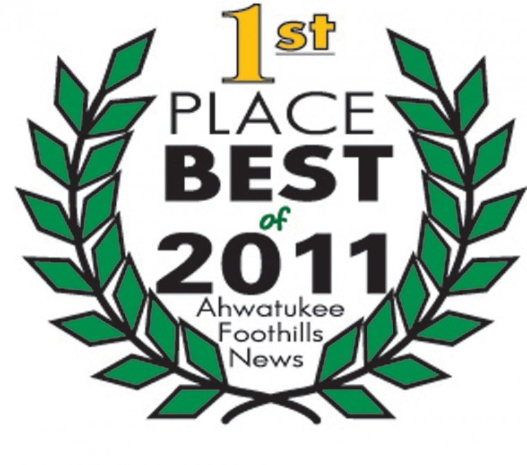 1st place Best Of 2011