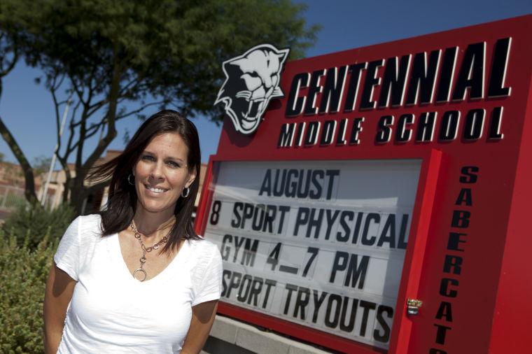 Principal Jocelyn Sims