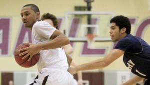 Basketball: Hamilton vs Perry