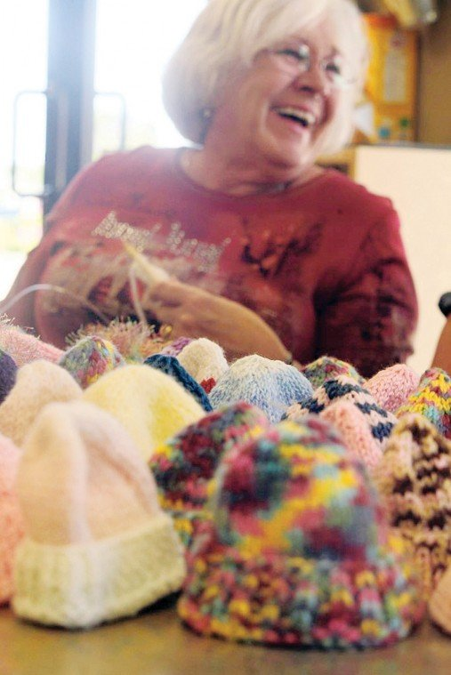 Knitting and Crocheting Ministry