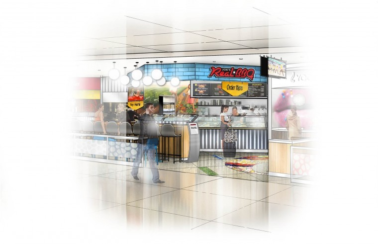 Joe's Real BBQ - Sky Harbor Rendering