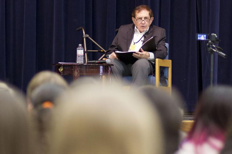 Holocaust Survivor Bernard Sheer
