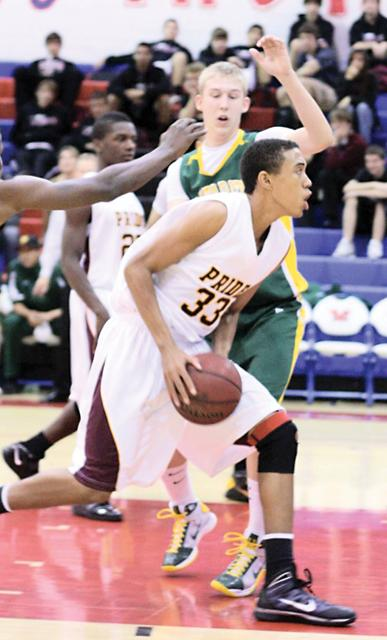 Wimbish 'grows' into Pride hoops role
