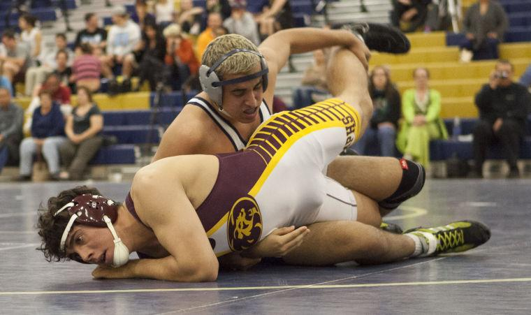 Wrestling: DV vs MP