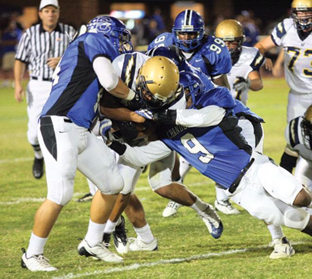 GameDay: Losses mount, but DV anything but done