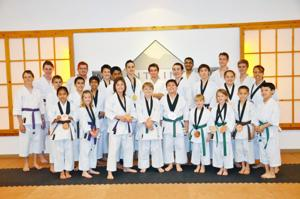 Mountainside Martial Arts prevails at the Arizona State Karate C