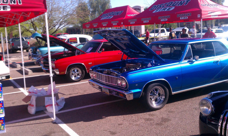 Car show