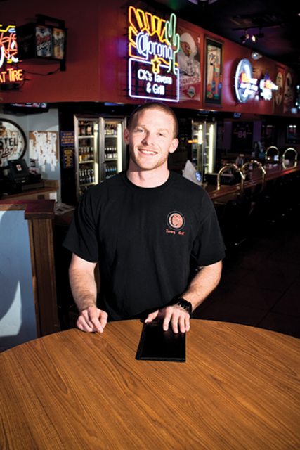 Best Waiter/Waitress | Cody Wood, CK's Tavern and Grill