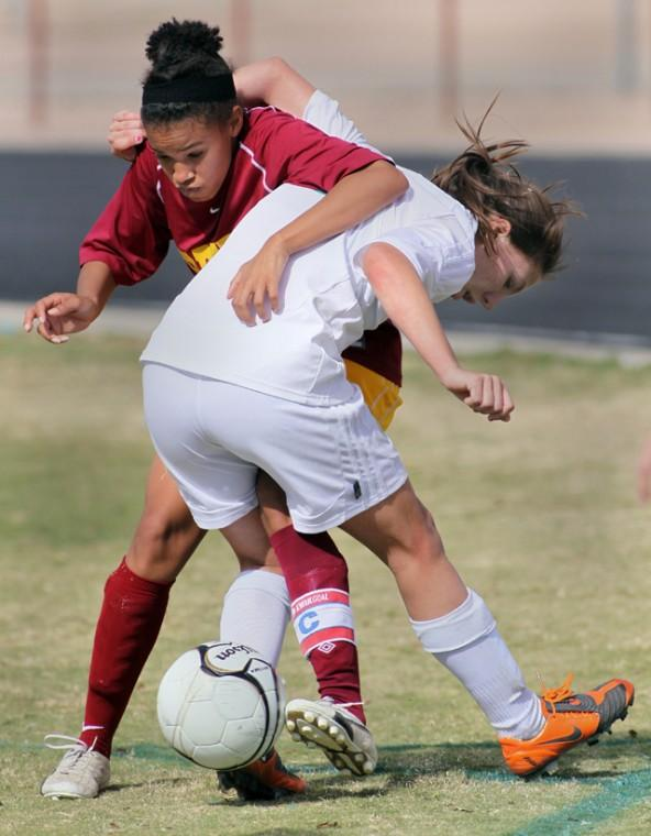 State Tournament : Highland defeats MP girls soccer, 1-0, in state quarters
