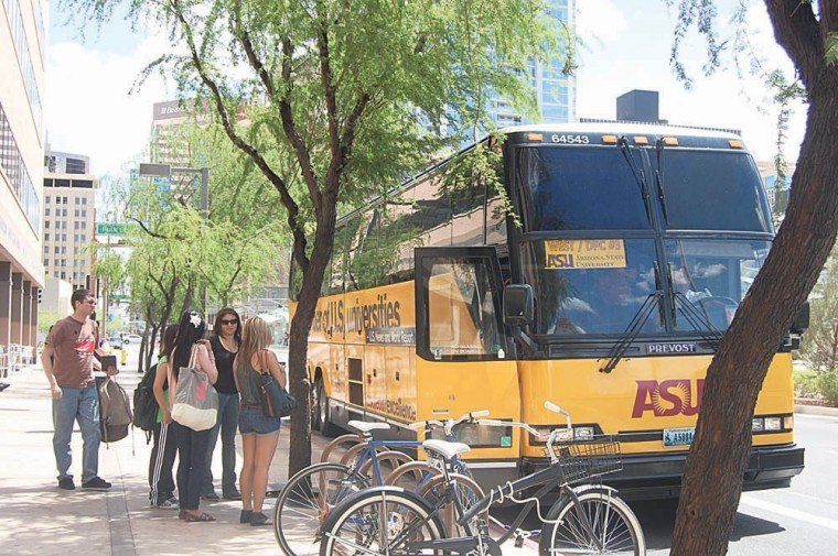 ASU transportation