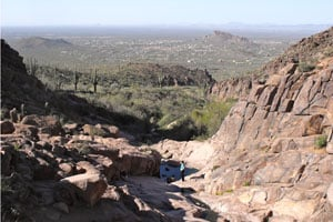 Hieroglyphic Canyon Trail