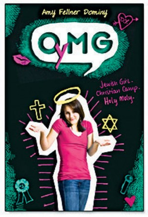 Amy Dominy publishes 'OyMG'