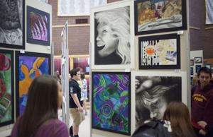 MP Winter Art Show