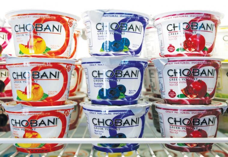 Greek Yogurt Boom