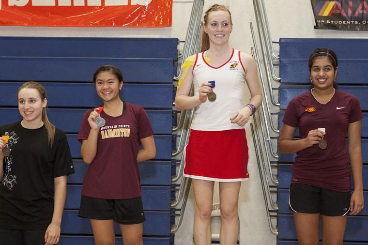 Badminton State Championships