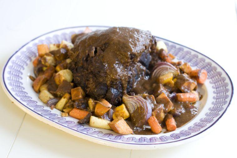 Holiday roast