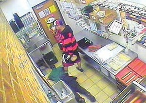 Fast food robberies